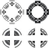 δαχτυλίδια φαντασίας πο&u Στοκ φωτογραφίες με δικαίωμα ελεύθερης χρήσης