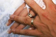 δαχτυλίδια Στοκ εικόνες με δικαίωμα ελεύθερης χρήσης