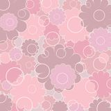 δαχτυλίδια florals Στοκ εικόνα με δικαίωμα ελεύθερης χρήσης