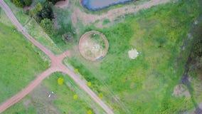 Δαχτυλίδι αλόγων Στοκ εικόνα με δικαίωμα ελεύθερης χρήσης