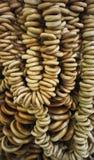 δαχτυλίδι γιρλαντών ψωμι&omi στοκ εικόνες