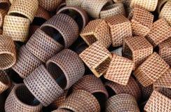 δαχτυλίδι ινδικού καλάμου Στοκ εικόνα με δικαίωμα ελεύθερης χρήσης