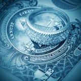 δαχτυλίδι κοσμήματος δολαρίων Στοκ εικόνα με δικαίωμα ελεύθερης χρήσης