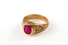 δαχτυλίδι κοσμήματος Στοκ εικόνα με δικαίωμα ελεύθερης χρήσης