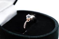 δαχτυλίδι κοσμημάτων Στοκ φωτογραφία με δικαίωμα ελεύθερης χρήσης