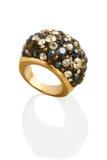δαχτυλίδι κρυστάλλων Στοκ φωτογραφία με δικαίωμα ελεύθερης χρήσης