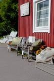 δαχτυλίδι μικρά σουηδικά νησιών Κ ν του CAF Στοκ φωτογραφία με δικαίωμα ελεύθερης χρήσης