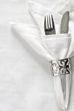 δαχτυλίδι πετσετών που &theta Στοκ Φωτογραφίες