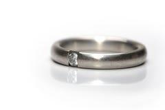 δαχτυλίδι Στοκ Φωτογραφία