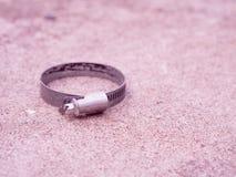 Δαχτυλίδια στροφίγγων Στοκ εικόνα με δικαίωμα ελεύθερης χρήσης