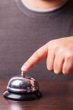 Δαχτυλίδι κουδουνιών υπηρεσιών Στοκ φωτογραφία με δικαίωμα ελεύθερης χρήσης