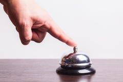 Δαχτυλίδι κουδουνιών υπηρεσιών Στοκ Εικόνες