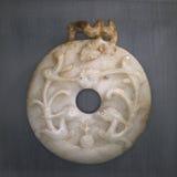 Δαχτυλίδι νεφριτών Στοκ Εικόνες
