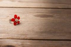Δαχτυλίδι λουλουδιών Στοκ φωτογραφία με δικαίωμα ελεύθερης χρήσης