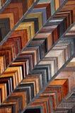 δείγματα γωνιών Στοκ φωτογραφίες με δικαίωμα ελεύθερης χρήσης