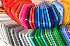 δείγματα χρώματος Στοκ Φωτογραφία