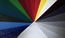 Δείγμα χρώματος Στοκ φωτογραφίες με δικαίωμα ελεύθερης χρήσης
