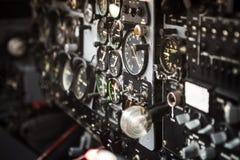 Δείκτες πιλοτηρίων Στοκ φωτογραφία με δικαίωμα ελεύθερης χρήσης
