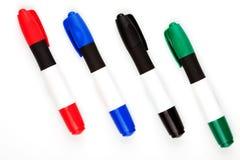 δείκτες χρώματος Στοκ Φωτογραφία