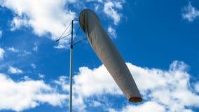 Δείκτης στην κατεύθυνση του αέρα στοκ φωτογραφίες με δικαίωμα ελεύθερης χρήσης