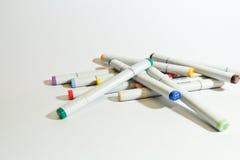 Δείκτης χρώματος Στοκ εικόνα με δικαίωμα ελεύθερης χρήσης