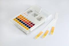 δείκτης pH Στοκ Εικόνες