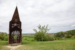 Δείτε μέσω της εκκλησίας στοκ φωτογραφία με δικαίωμα ελεύθερης χρήσης