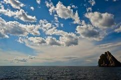 Δείτε την άποψη από Simeiz στοκ εικόνες με δικαίωμα ελεύθερης χρήσης