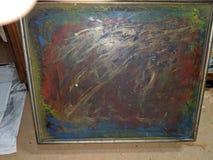 Δείτε τη ζωγραφική αλόγων στοκ φωτογραφίες με δικαίωμα ελεύθερης χρήσης