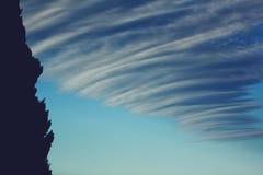 δείτε τον ουρανό στοκ εικόνες