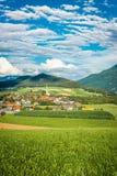 Δείτε το δήμο στην Αυστρία στοκ εικόνες