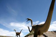 δεινόσαυροι Στοκ φωτογραφίες με δικαίωμα ελεύθερης χρήσης