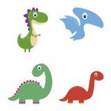 Δεινόσαυροι Στοκ Εικόνες