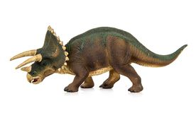 Δεινόσαυροι Triceratops herbivores ελεύθερη απεικόνιση δικαιώματος