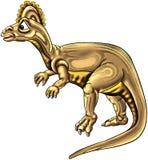 δεινόσαυρος κινούμενων σχεδίων Στοκ φωτογραφία με δικαίωμα ελεύθερης χρήσης