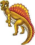 δεινόσαυρος 018 Στοκ Εικόνες