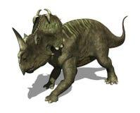 δεινόσαυρος centrosaurus Στοκ Εικόνες
