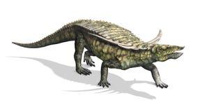 Δεινόσαυρος Desmatosuchus Στοκ Φωτογραφία