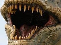 δεινόσαυρος tyrannosaur Στοκ εικόνα με δικαίωμα ελεύθερης χρήσης