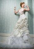Δελεαστική νύφη Στοκ φωτογραφία με δικαίωμα ελεύθερης χρήσης