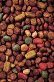 δελτίο τροφίμων γατών Στοκ Εικόνες