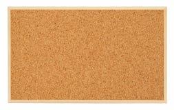 δελτίο χαρτονιών corkboard Στοκ φωτογραφία με δικαίωμα ελεύθερης χρήσης