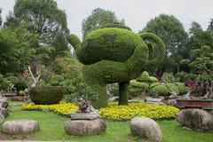 Δενδροκηποκομία -- teapots Στοκ Εικόνες