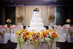 Δεξίωση γάμου στοκ φωτογραφίες με δικαίωμα ελεύθερης χρήσης