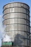 δεξαμενή αερίου Στοκ φωτογραφία με δικαίωμα ελεύθερης χρήσης