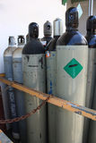 δεξαμενή αερίου Στοκ φωτογραφίες με δικαίωμα ελεύθερης χρήσης