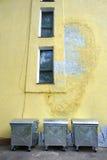 δεξαμενή απορριμάτων Στοκ Εικόνες