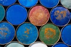 Δεξαμενή για το πετρέλαιο Στοκ Φωτογραφίες