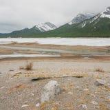 Δεξαμενή λιμνών ψεκασμού στοκ εικόνα με δικαίωμα ελεύθερης χρήσης