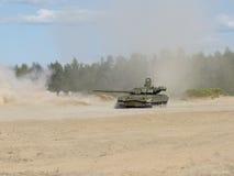 Δεξαμενή μάχης Στοκ Εικόνες